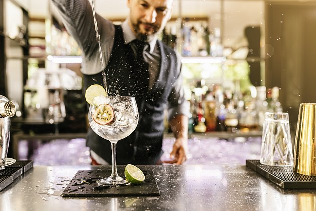 Ginfest nabídne k ochutnání přes 3 desítky ginů.