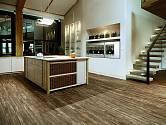 Kuchyňská podlaha by měla být dostatečně odolná vůči tekutinám.