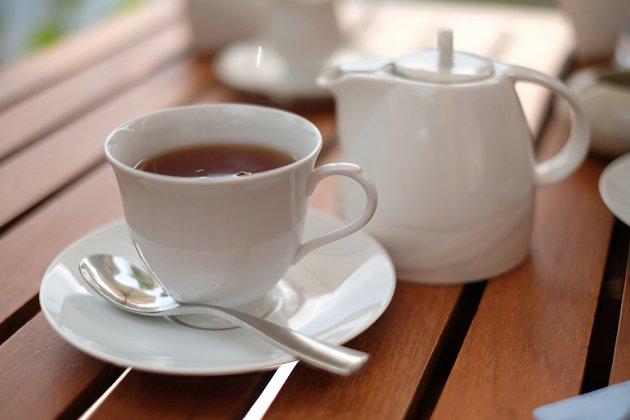 Černý čaj vás sice zahřeje, ale odvede velkou část vody z těla.