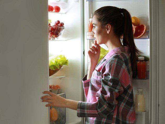 Lednice není televize