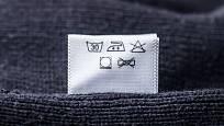 Při třídění prádla bychom se měli řídit podle doporučení výrobce.