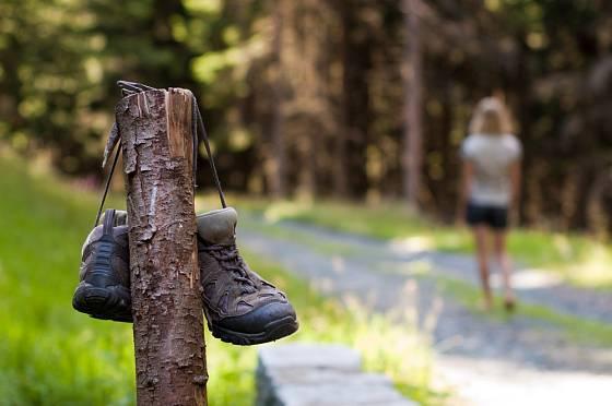 Boty sundejte kdykoli je to možné