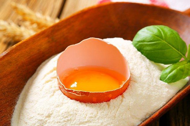 Čerstvá vejce jsou používána v kuchyni velice hojně