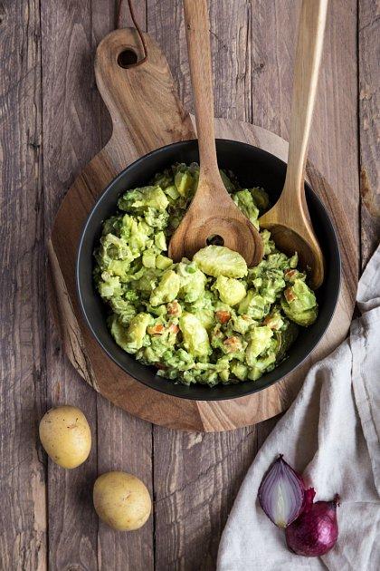 Bramborový salát si dopřejte. Ale co třeba trochu zdravější?