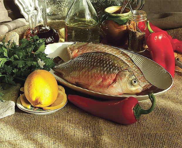 ryby filetování