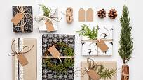 Vyrobte si vlastní jmenovky na dárky.