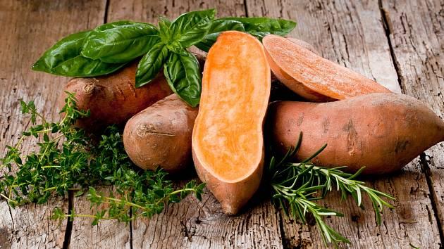 Batáty jsou jednou z nejzdravějších plodin na světě.