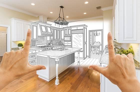 plán kuchyně