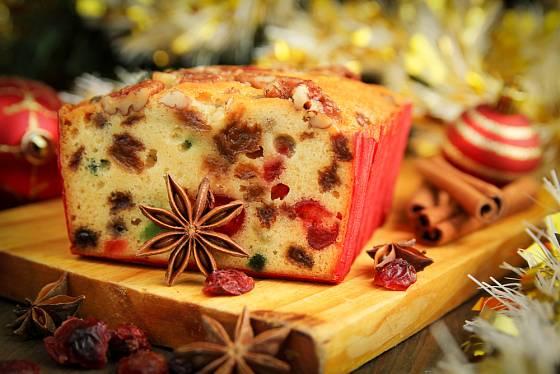 biskupský chlebíček patří k oblíbeným dezertům ve Velké Británii