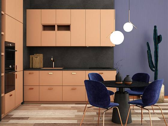 Barva roku může zdobit nábytek