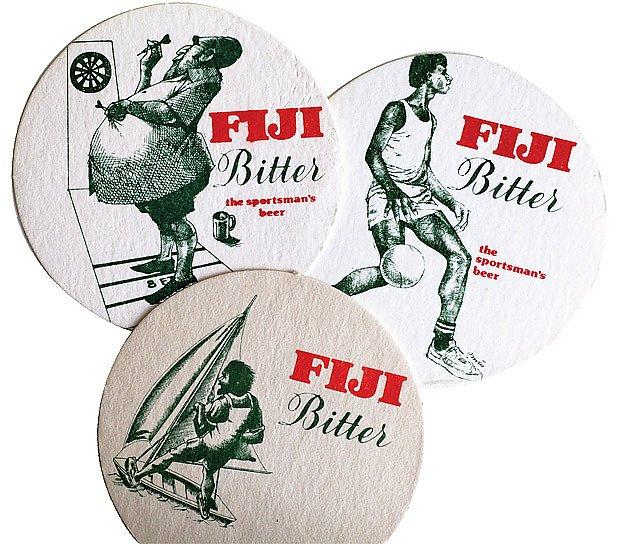 Fiji Bitter — pivo sportovců