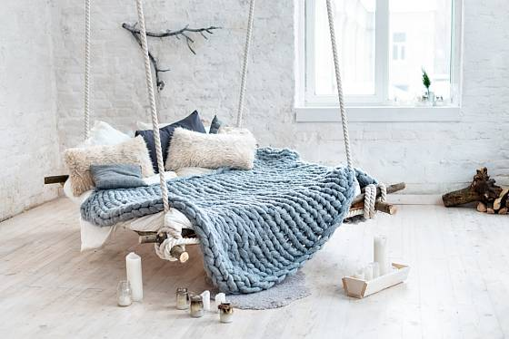 Jednoduše oblečený domov, to je skandinávský styl.