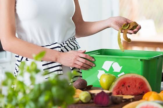 Organický odpad volá po zužitkování