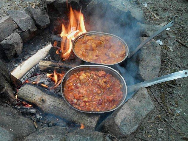 Kovbojské fazole