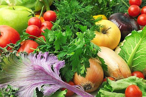 alergie na ovoce a zeleninu