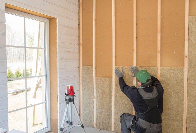 Zateplení pomocí desek z dřevěných vláken