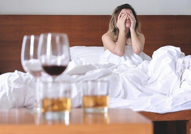 Hladinu alkoholu v krvi srazíte rychleji