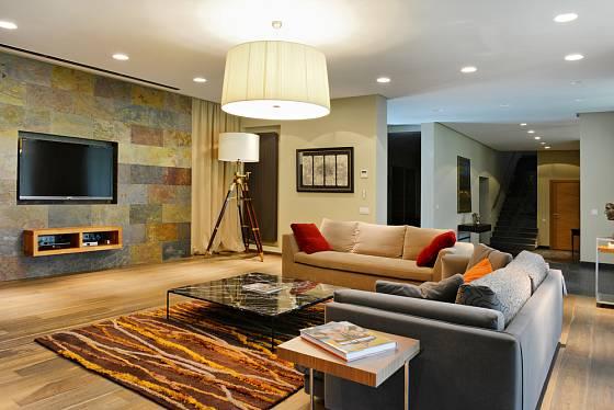 Interiér s chytrým osvětlením je zárukou dobré pohody