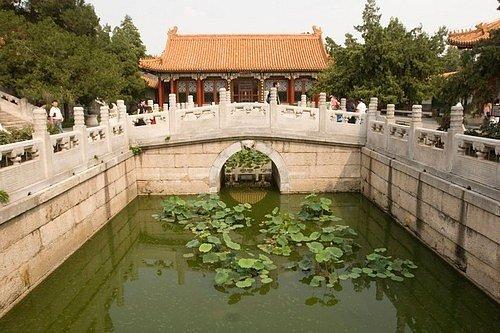 Letní palác, Peking, Čína
