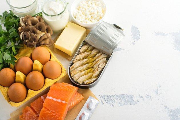 Velkou porci vitamínu D poskytnou ryby