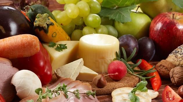 Zdravé jídlo bychom neměli z jídelníčku vynechávat-