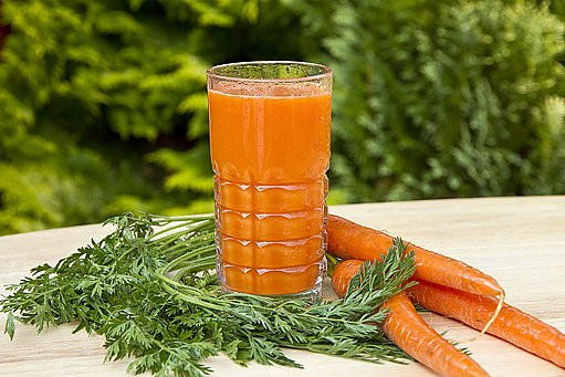 mrkvová štáva