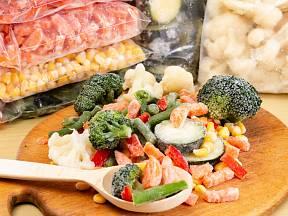Jak zamrazit zeleninu, a kterou je potřeba blanšírovat?