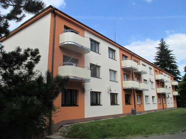 Balkony zhodnotí vaši stavbu.
