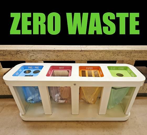 Třídění odpadu je správný, ale teprve první krok.