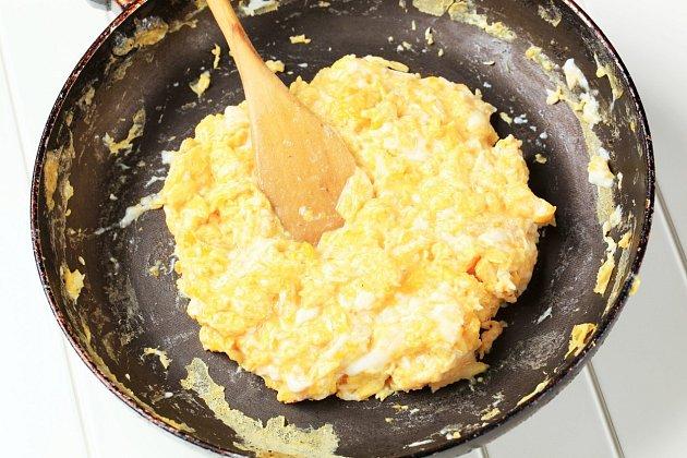 Udělat ta správná, dokonalá míchaná vajíčka, není jednoduché