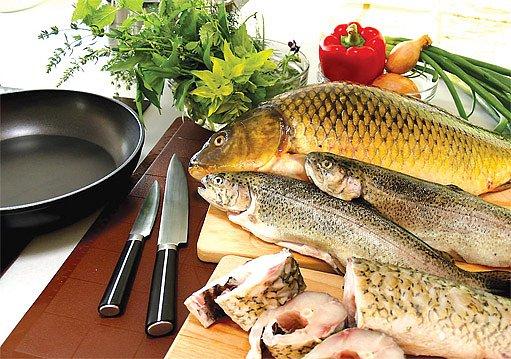 rybí pochoutky