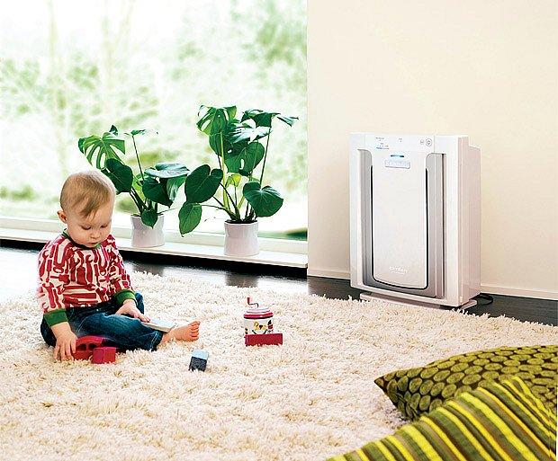 čističky pomáhají hlavně alergikům udržet doma přijemné a bezpečné prostředí