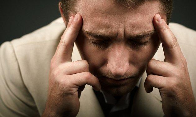 Poruchy erekce často provázejí depresivní onemocnění.