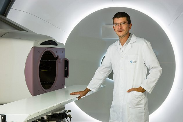 MUDr. Jiří Kubeš, Ph.D., hlavní lékař PTC
