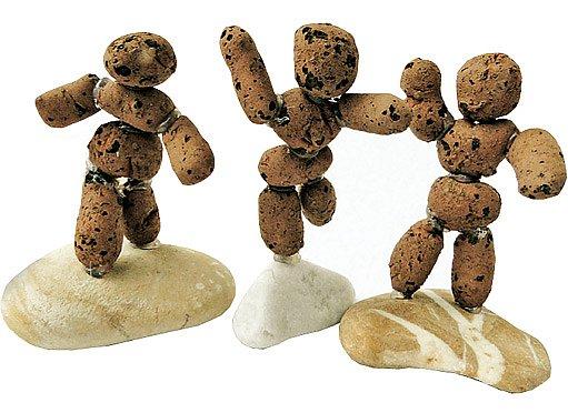 figurky z kerazitu