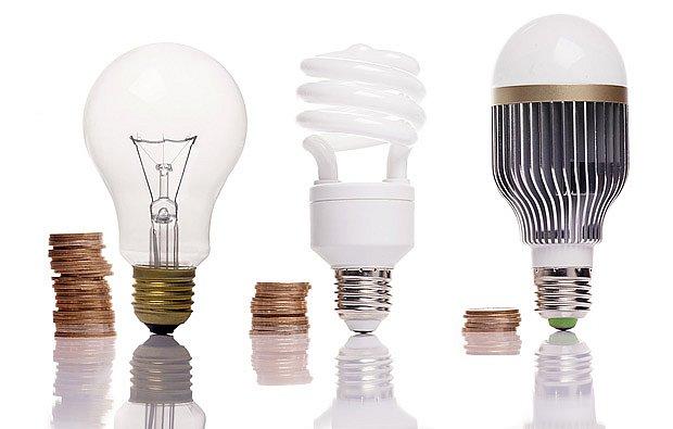 Úspora u moderních svítidel je nezanedbatelná.