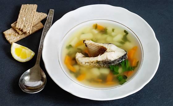 Kapří polévka nemusí být zakalená.
