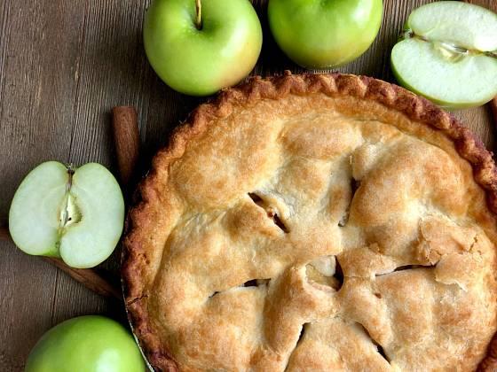 Jablko Granny Smith je výborné do koláčů.