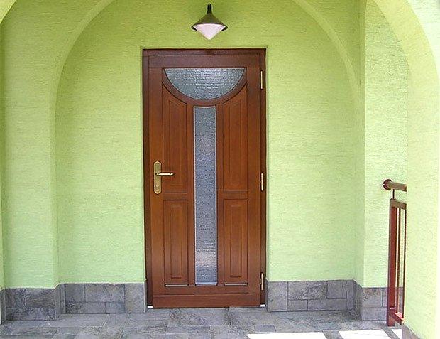 Bezpečnostní dveře zloděje odradí
