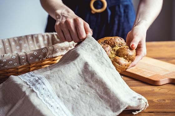 Speciální sáčky uchovají chléb dlouho čerstvý