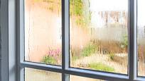 Zarosená okna signalizují problém