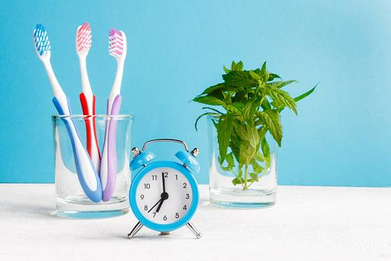 K čištění zubů použijte domácí zubní pastu