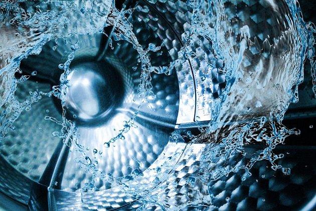 Spotřeba vody je při pořizování pračky důležitý údaj