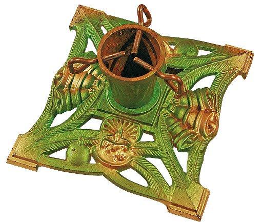 Kolekce stojanů na vánoční stromek zahrnuje i netradiční kousek z 1. poloviny 20. století