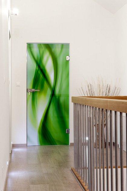 dveře z grafoskla