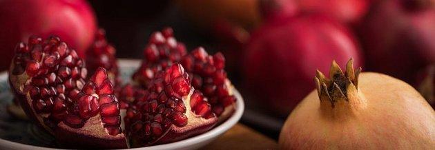 Granátové jablko, legendární ovoce výjimečného vzhledu i chuti