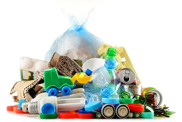 Odpady se mají recyklovat