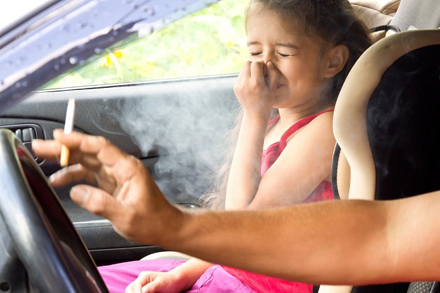 Kouření škodí i lidem kolem vás