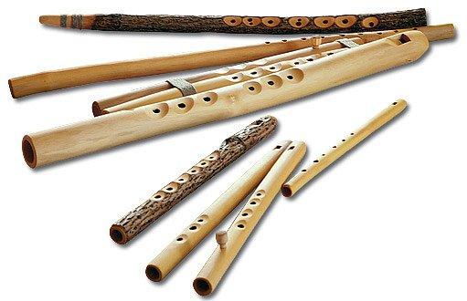 Flétny, píšťaly, klarinety