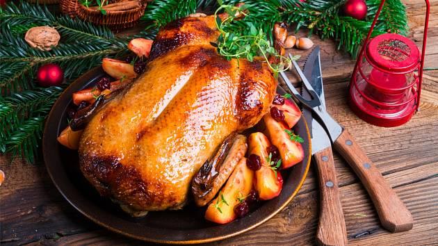 Sestavte si dokonalou sváteční hostinu